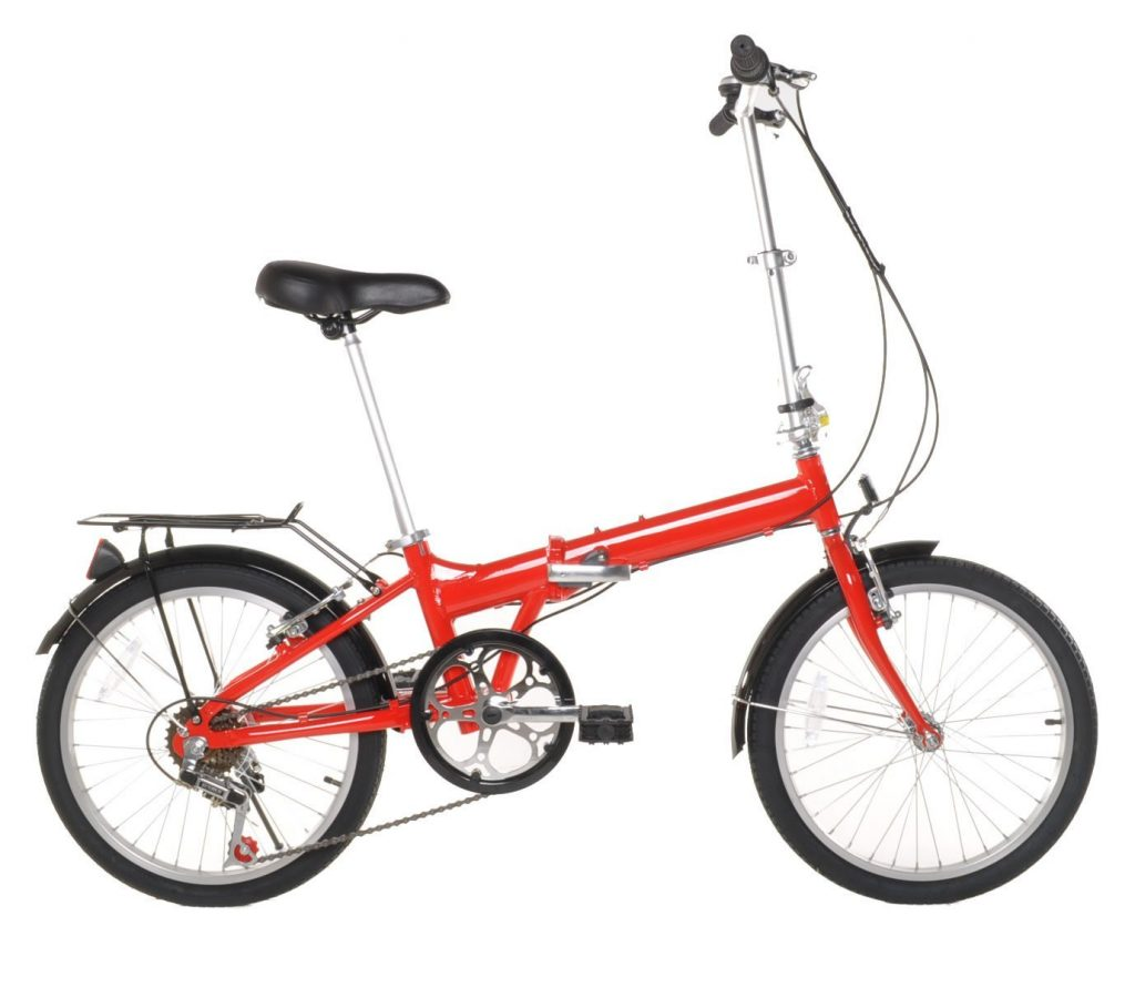 AVANTI 20 Lightweight Aluminum Folding Bike Review