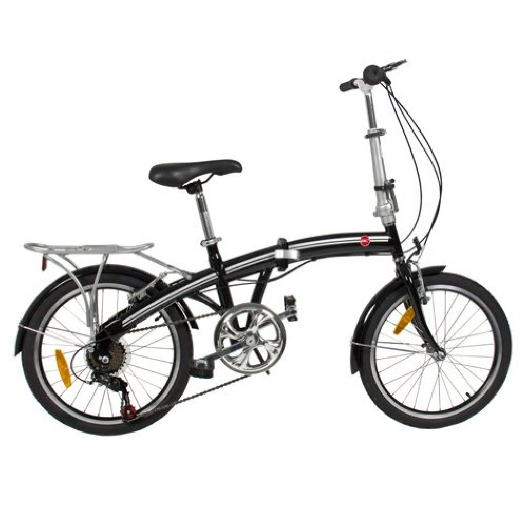 Best Choice Products 20 Shimano 6 Speed Folding Bike Review