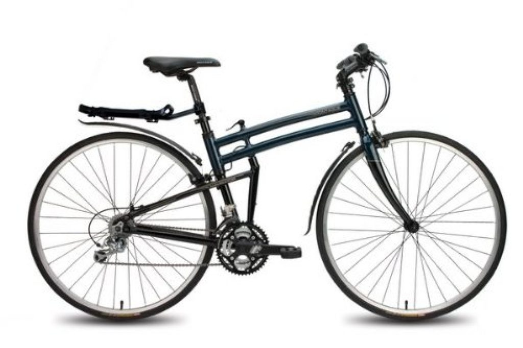Montague Navigator Full Size Folding Bike Review