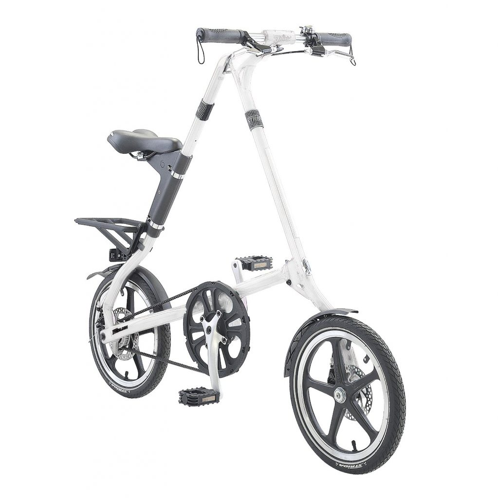 STRiDA LT Folding Bicycle Review