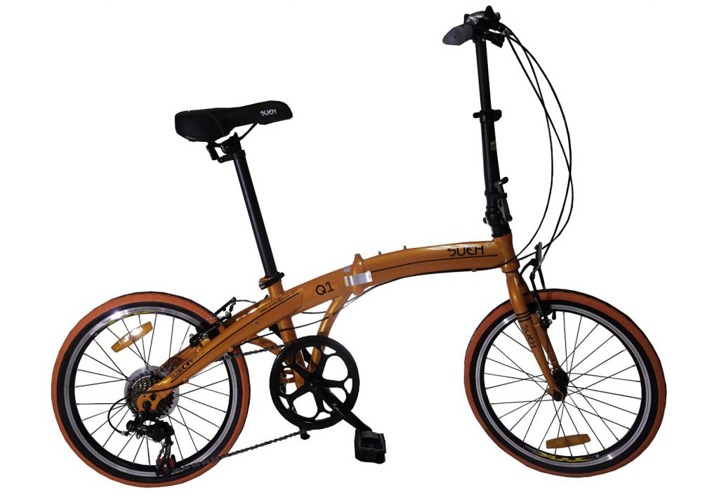 Sueh Q1 - 7 Speed Folding Bike Review