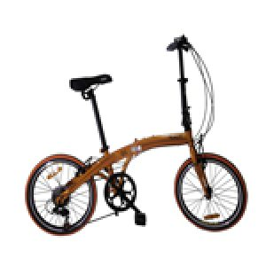 Read more about the article Sueh Q1 – 7 Speed Folding Bike Review