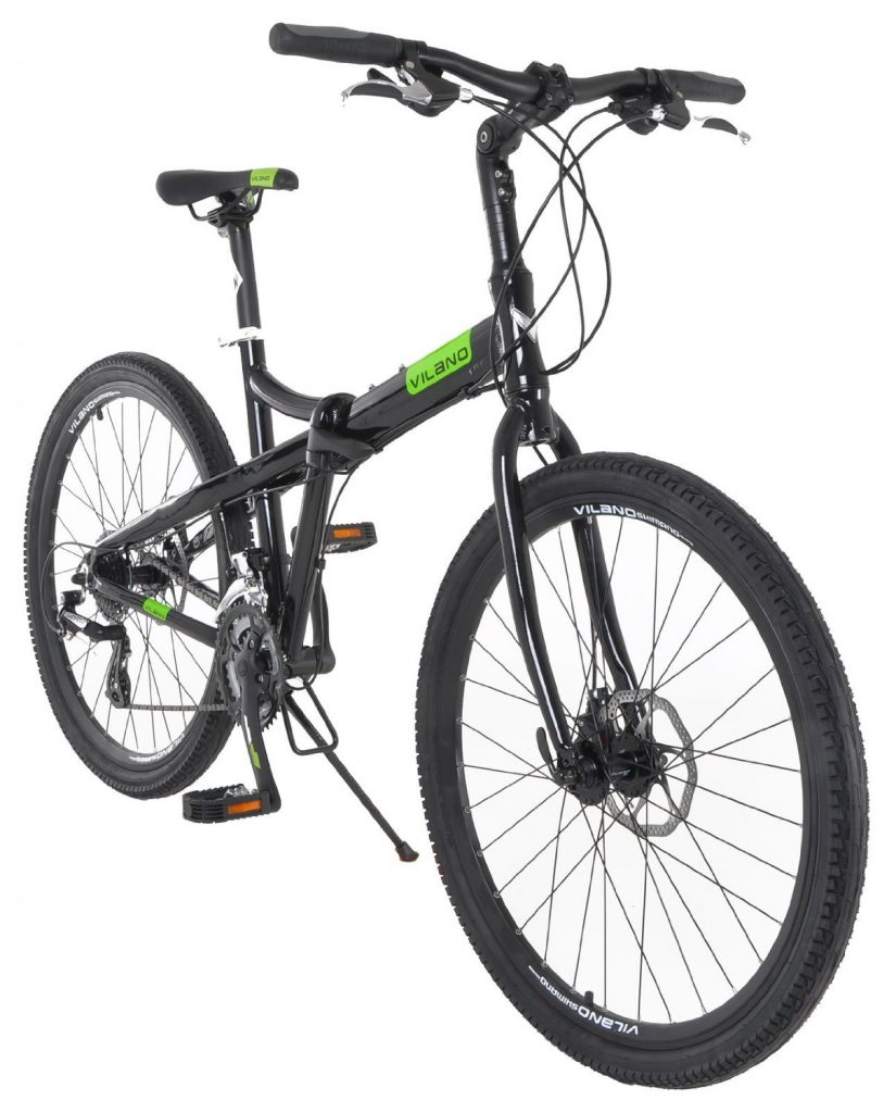 Vilano Midtown 26 Inch Folding Bike Review