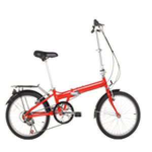 Read more about the article AVANTI 20″ Lightweight Aluminum Folding Bike Review