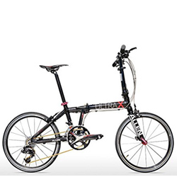 Allen Sports Ultra X Superlight Carbon Folding Bike Review