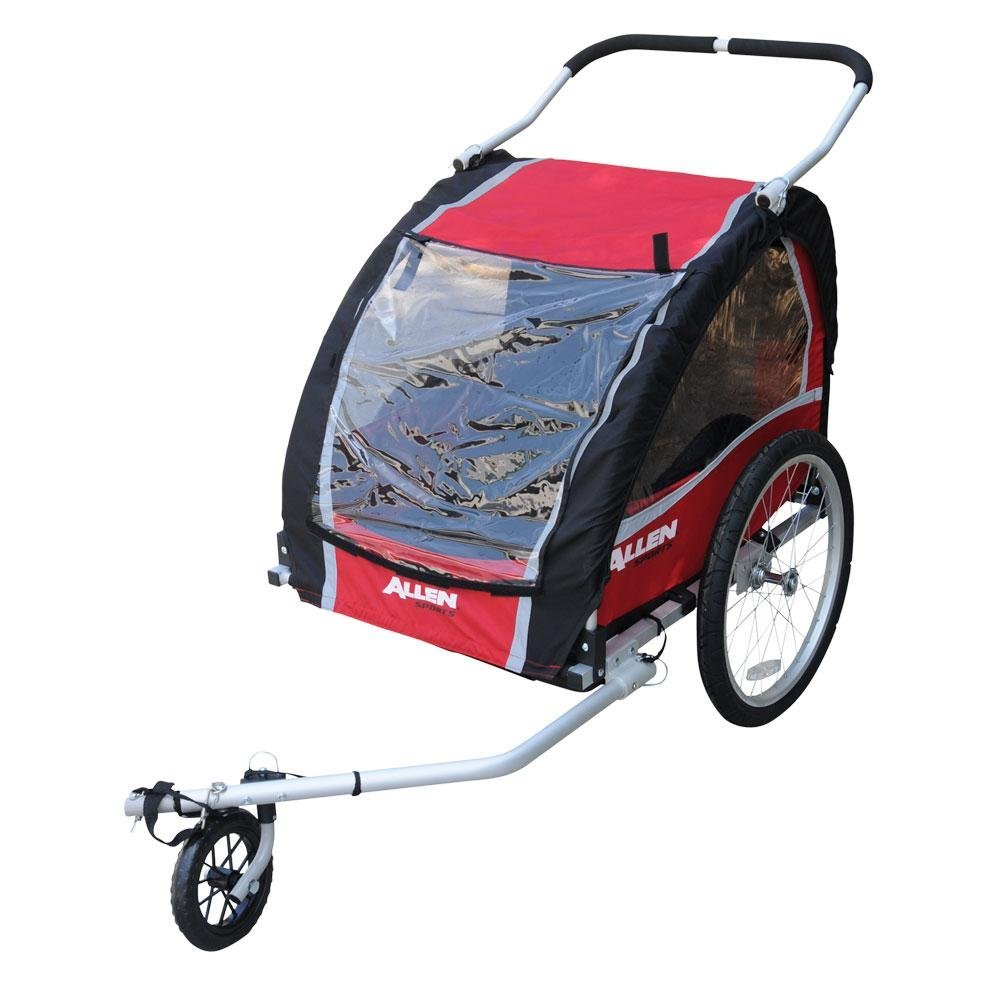 Allen Sports Premium Aluminum 2 Child Bicycle Trailer Review