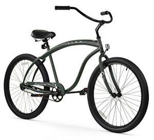 Firmstrong Bruiser Man Beach Cruiser Bicycle