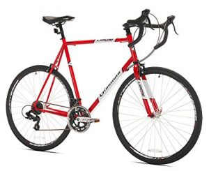 Giordano Libero Acciao Road Bike 700c Red