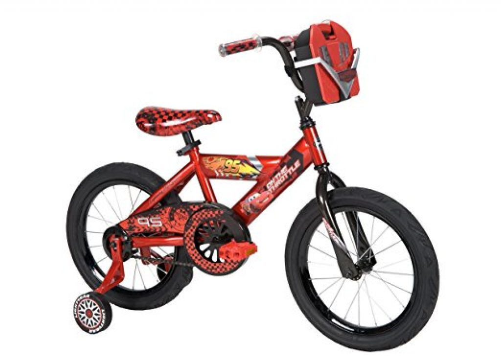 Huffy Bicycle Company Disney Cars Bike