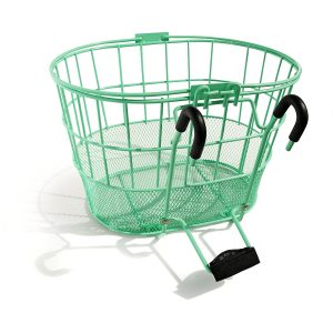 Colorbasket Mesh Bottom Lift-Off Bike Basket Review