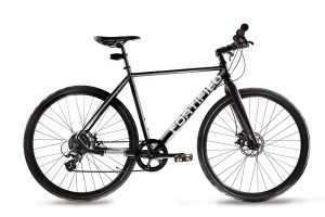 Fortified Theft-Resistant 8 Speed Commuter Bike Review