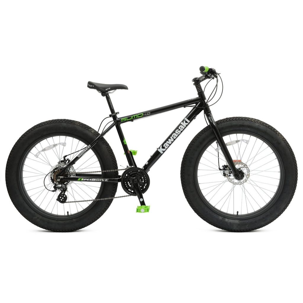Kawasaki Sumo 4.0 Fat Tire Bicycle Review