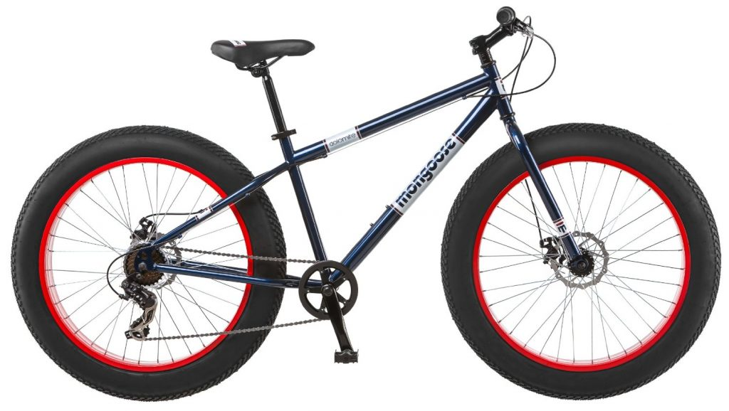 "Mongoose Dolomite 26"" Men's Fat Bike Review"