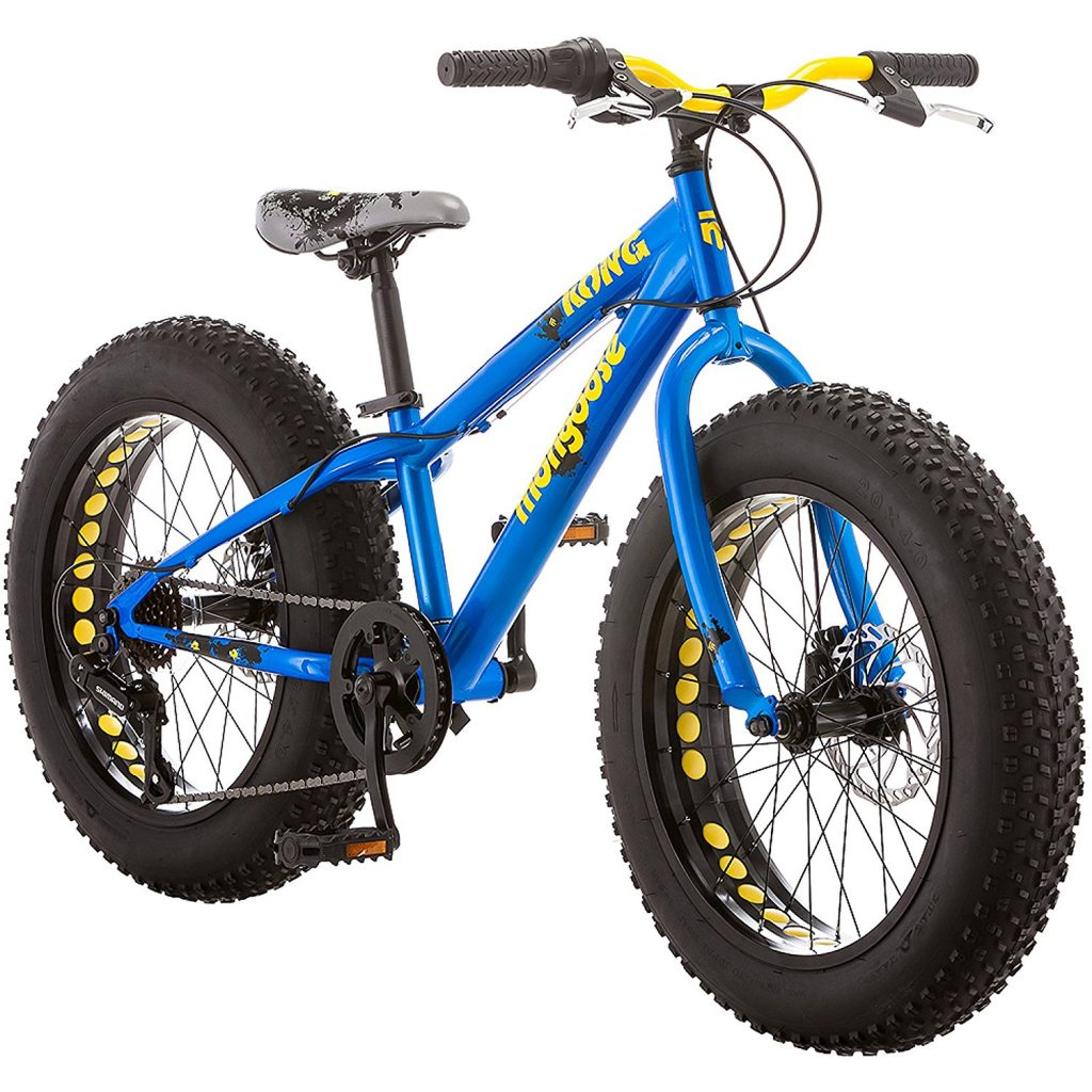 Mongoose Kong Boy's Fat Tire Bike Review