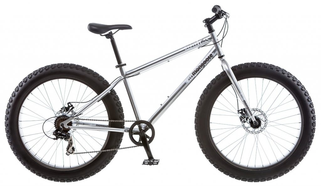 Mongoose Men's Malus Fat Tire Bike Review