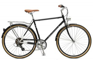 Retrospec Mars Hybrid City Commuter Bike Review
