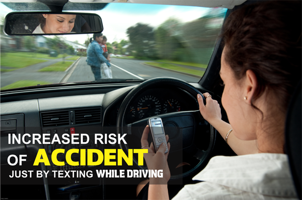 Texting & Driving - Facts & Stats of Distracted Driving