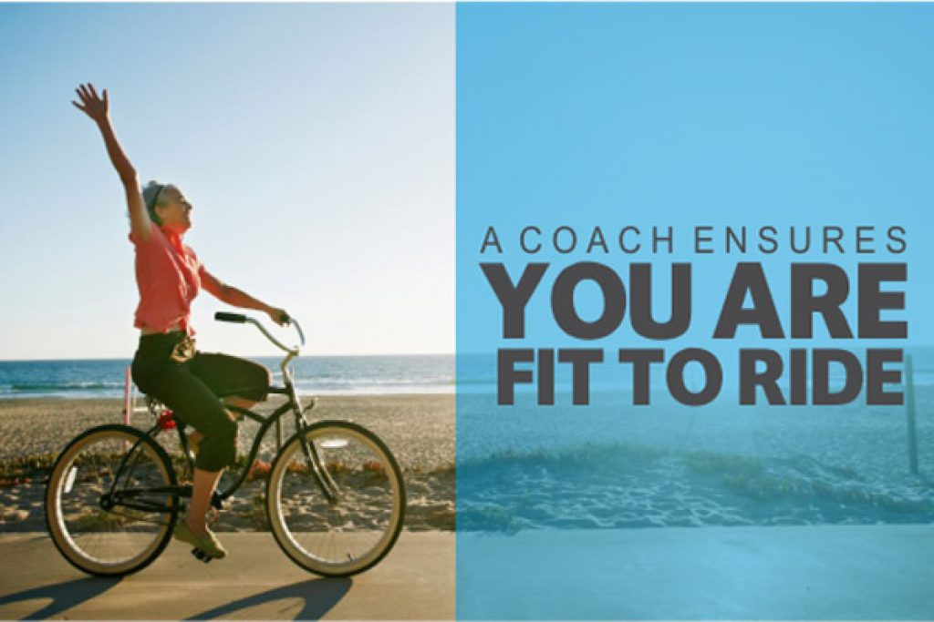 A Coach Ensures You Are Fit To Ride copy