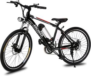quickest electric bicycle