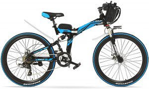 lightweight mountain bike