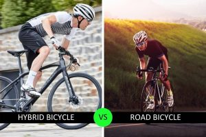 Read more about the article Hybrid vs Road Bike – Which Bike Should You Choose?