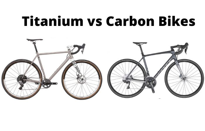 Titanium vs Carbon Bike – Which Is Most Suitable For You?