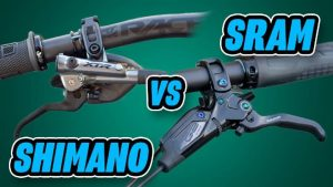 Read more about the article SRAM vs Shimano: Comparing Two Bike Component Manufacturers